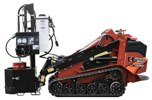 Ditch Witch Organisation Partners With Utilicor Technologies, Coring Technology Leader