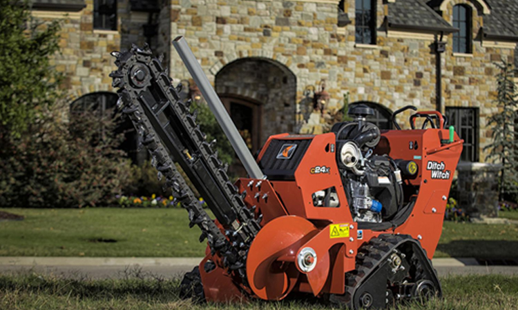 Ditch Witch Uk Amp Ireland About Ditch Witch Uk Amp Euro