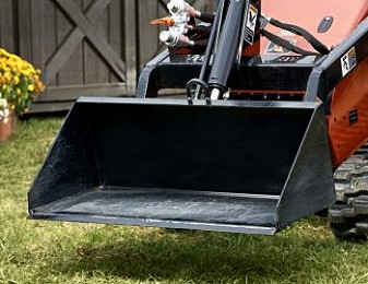 STANDARD BACKFILL BLADE ATTACHMENT (48