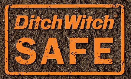 DITCH WITCH SAFE - TRENCHERS