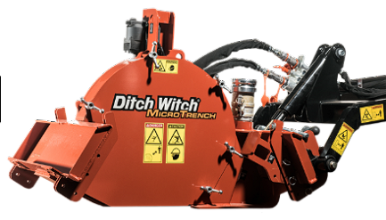 Micro Trenchers Equipment Ditch Witch Uk Amp Ireland