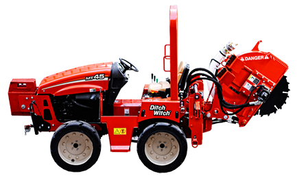 MT12 MICRO-TRENCHER