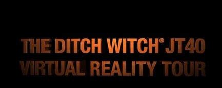 Ditch Witch JT40 360º Virtual Reality Experience