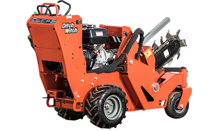 C12 Walk Behind Trencher Ditch Witch Uk Amp Ireland