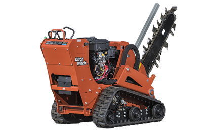 C16x Walk Behind Trenchers Ditch Witch Uk Amp Ireland