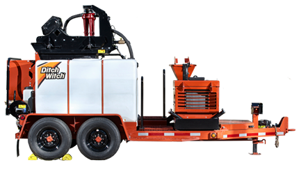 Ditch Witch MR90 Mud Recycling System