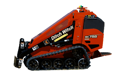 SK755 Skid Steer Machine